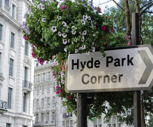 adventure, girls, and Hyde Park image