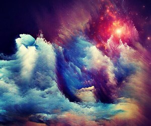 ocean, star, and sea image