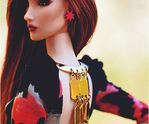 beauty, photography, and doll image