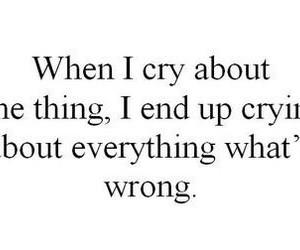 cry, sadness, and everything image