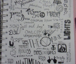 3OH!3, bands, and boys like girls image