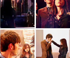 doctor who, companions, and tenth image