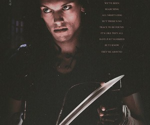 Jamie Campbell Bower, quotes, and mortal instruments image