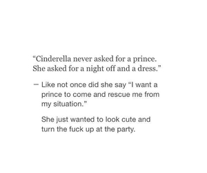cinderella, party, and prince image