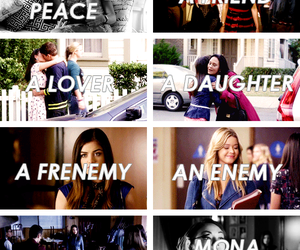 pretty little liars, pll, and mona image