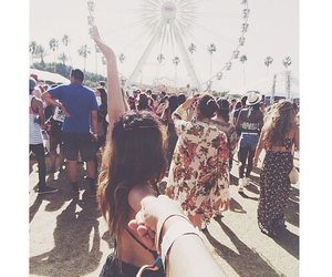 summer, festival, and fun image