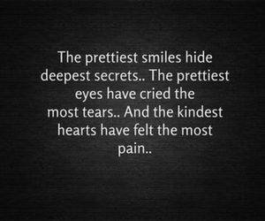 heart, tears, and love image
