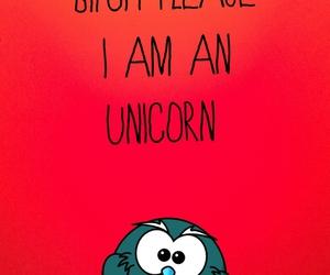 funny, owl, and unicorn image