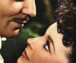 clark gable, Gone with the Wind, and Scarlett O'Hara image