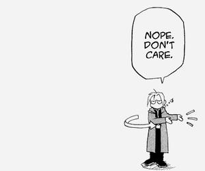manga, fullmetal alchemist, and black and white image