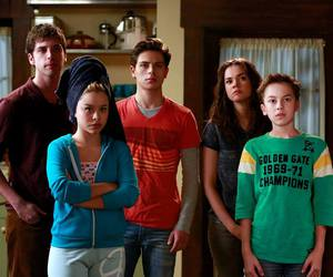 the fosters, brandon, and jesus image