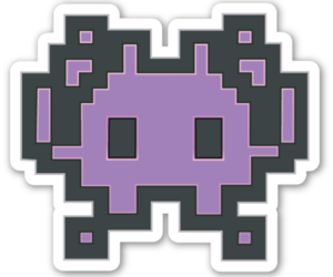 game, overlay, and purple image
