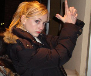the walking dead, emily kinney, and twd image