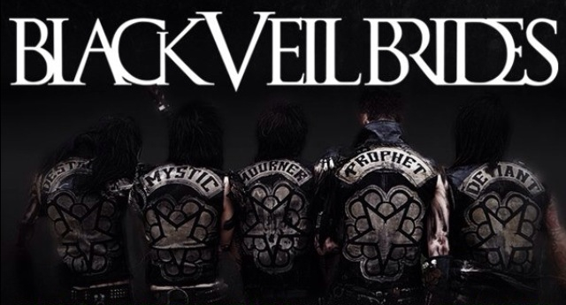 Black Veil Brides Wallpapercover Shared By At Toxickpanda