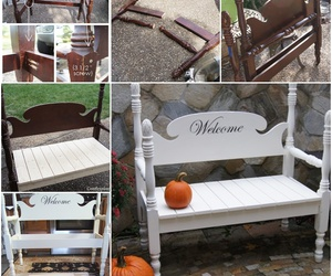 bench and diy image