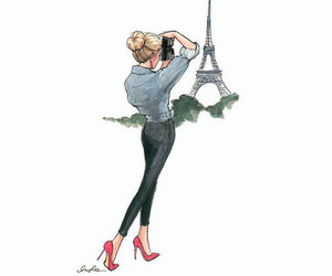 calendar, paris, and inslee image