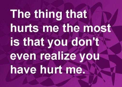 You Hurt Me Quotes αναζήτηση Google On We Heart It