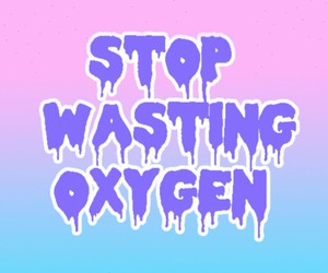 pastel, pastel goth, and oxygen image
