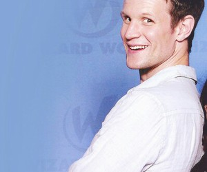 doctor who, handsome, and matt smith image