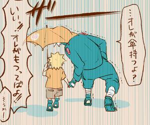 kakashi, naruto, and minato image