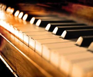 beautiful, music, and piano image
