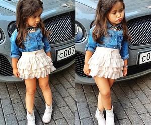 baby, fashion, and girl image