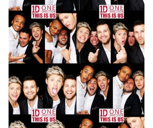 niall horan, one direction, and this is us image