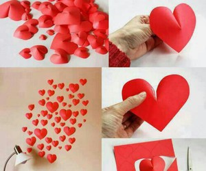 awesome, bedroom, and hearts image