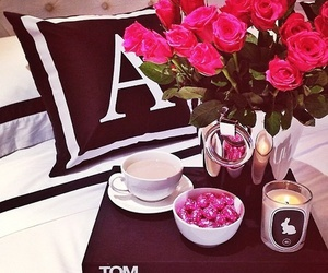 roses, tom ford, and luxury image