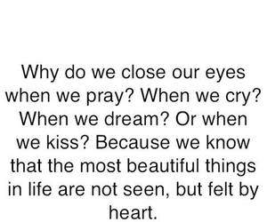 heart, quotes, and kiss image