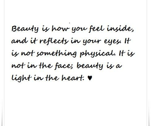 beauty, black and white, and heart image
