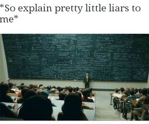 pretty little liars, pll, and funny image