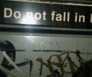 dont, fall, and love image