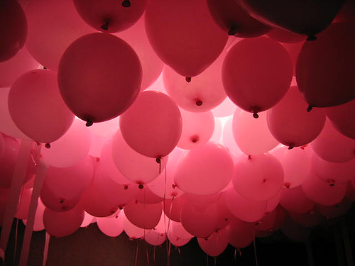 Image About Balloons In Valentines Day By Claire Koepnick