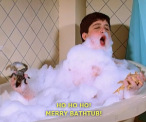 funny, drake and josh, and christmas image