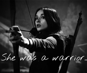 warrior and teen wolf image