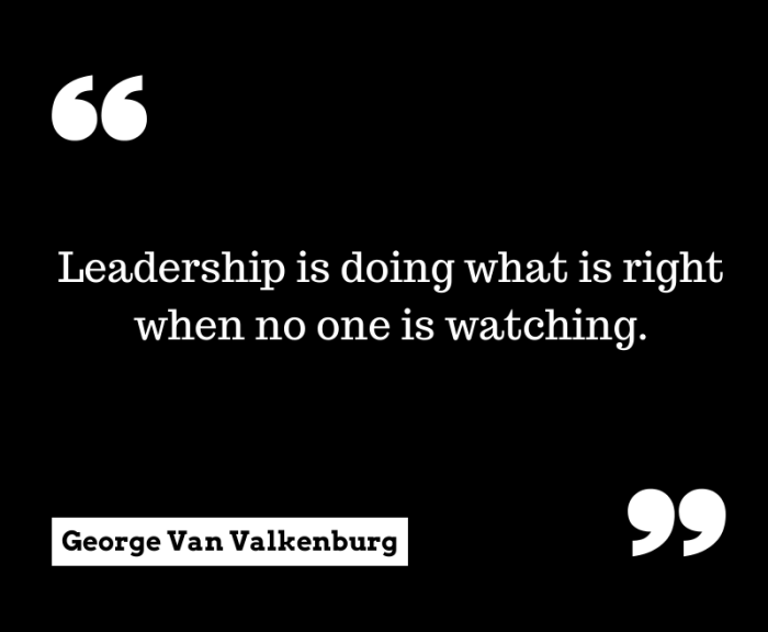 20 Boosting Leadership Quotes on We Heart It