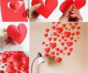 diy and hearts image