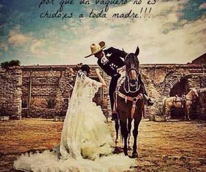 amor, boda, and cowboy image