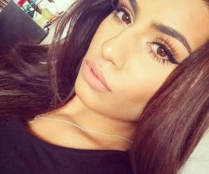 eyeliner and make up image