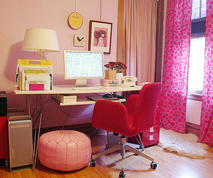 interior design, pink, and i need this image