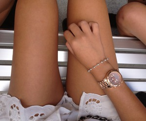 girl, legs, and pale image