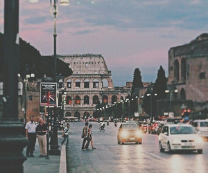 rome, italy, and city image