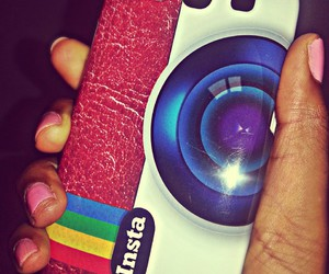 iou, phone case, and instagram image
