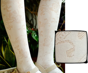 european pattern leggings and buy 2 get 3 image