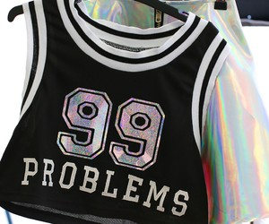 fashion, problem, and clothes image
