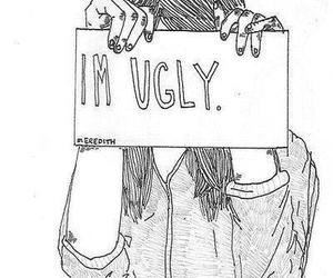 ugly and drawing image
