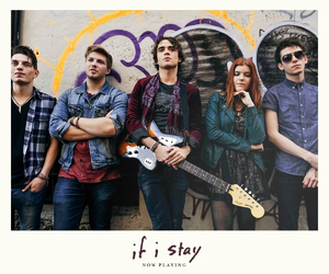 if i stay, willamette stone, and adam image