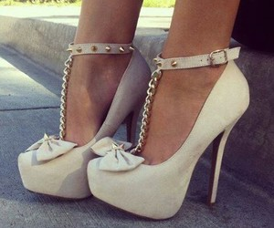 high heels, shoes, and love this image