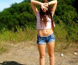 adorable, belly button, and body image